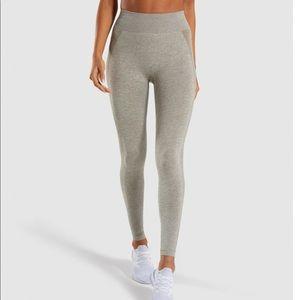 High waisted flex leggings